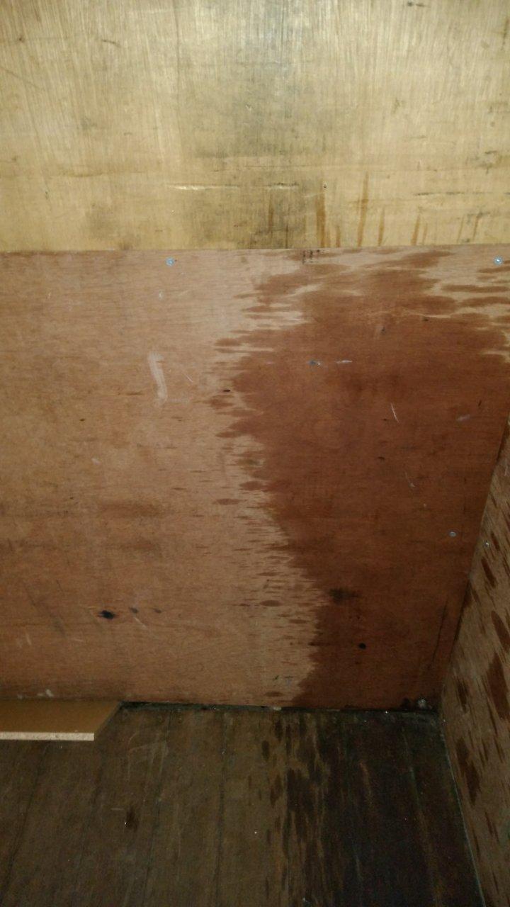 新潟県新潟市西区W様様の不用品回収を行った後の部屋画像