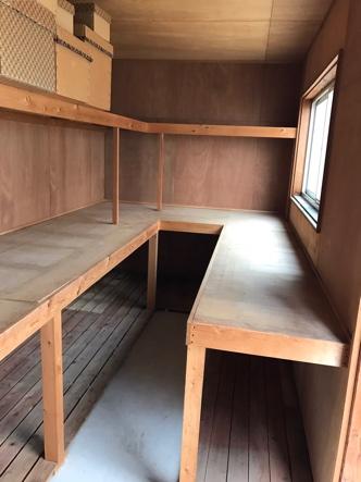 長岡市のお客様 K様さんの不用品回収前の部屋の画像