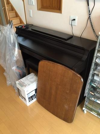 新潟県三条市M様様の不用品回収を行う前の部屋画像