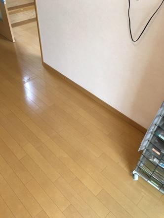 新潟県三条市M様様の不用品回収を行った後の部屋画像