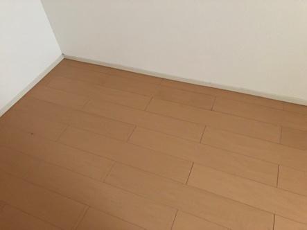 新潟市 西区 E様様の不用品回収を行った後の部屋画像