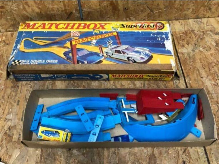 マッチボックス MATCHBOX SuperFast race setを買い取りいたしましたで紹介されている買い取り商品の画像